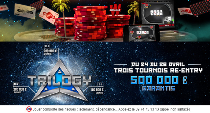 winamax trilogy poker