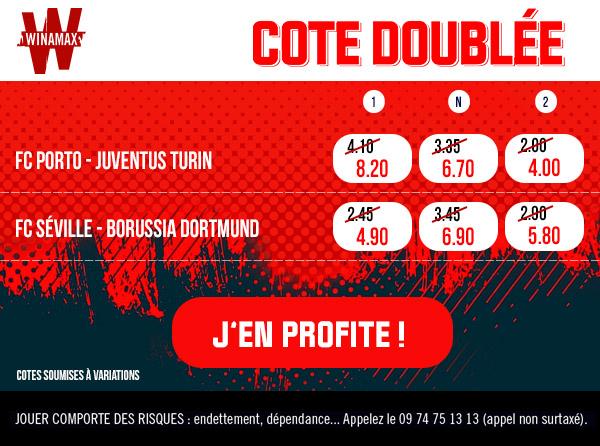 Prono FC Porto Juventus Turin