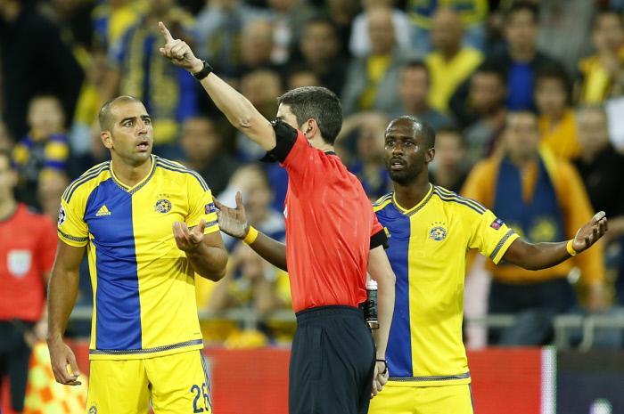 Pronostic Maccabi Tel Aviv Salzburg