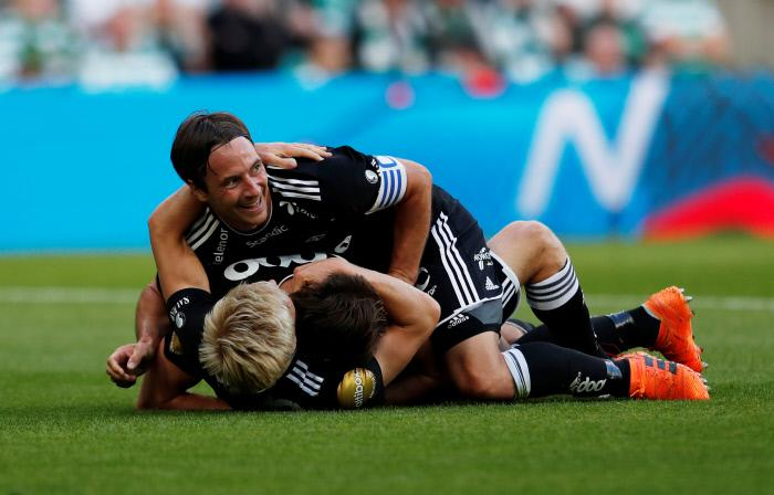 Pronostic Rosenborg Linfield