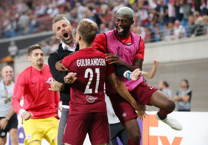 Pronostic Salzburg Lokomotiv Moscow