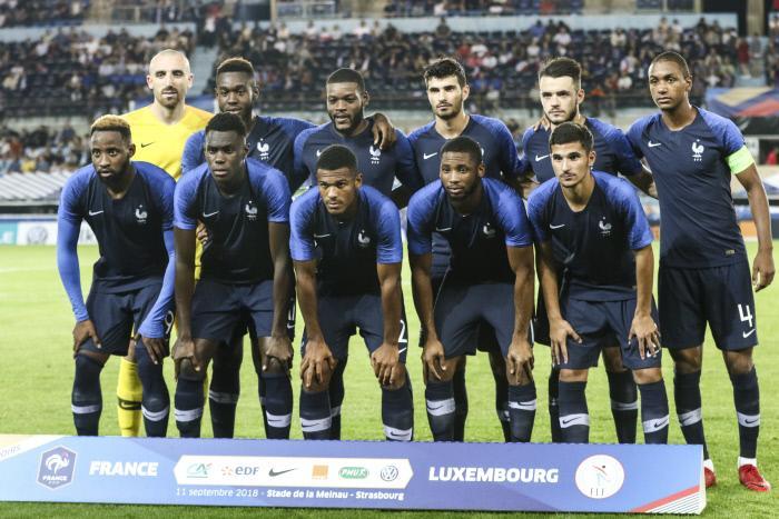 Pronostic France U21 GéorgieU21