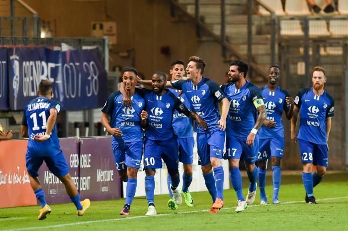 Pronostic Grenoble AJ Auxerre