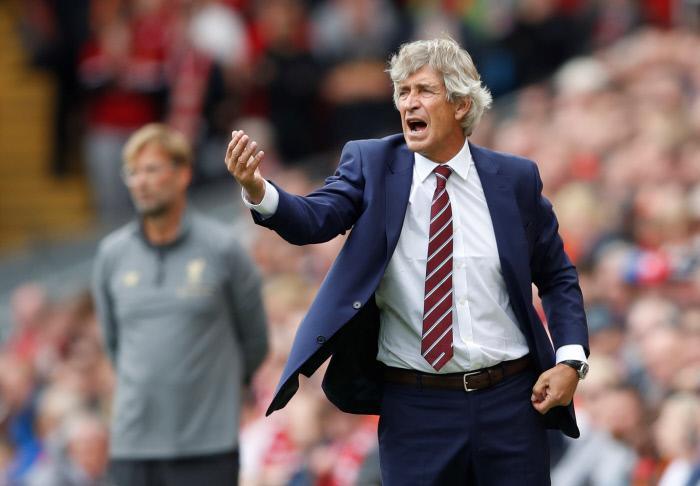 Pronostic West Ham Manchester City