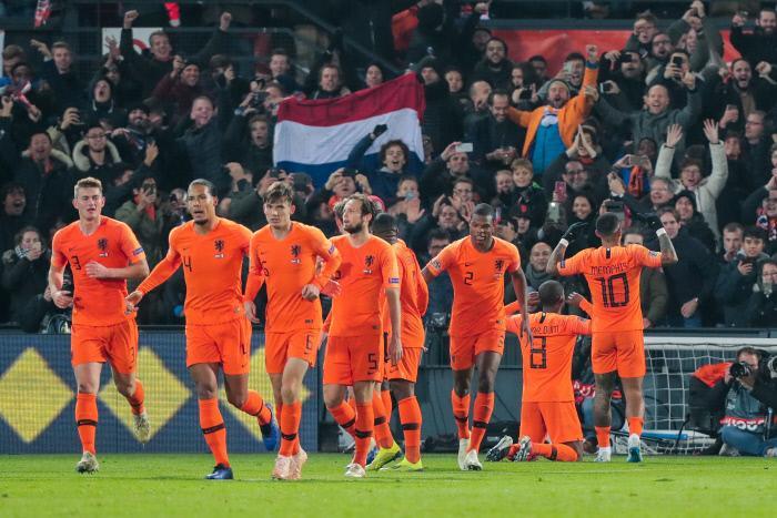 Pronostic Pays-Bas Angleterre