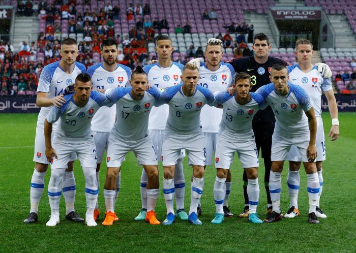 Pronostic Slovaquie Azerbaïdjan
