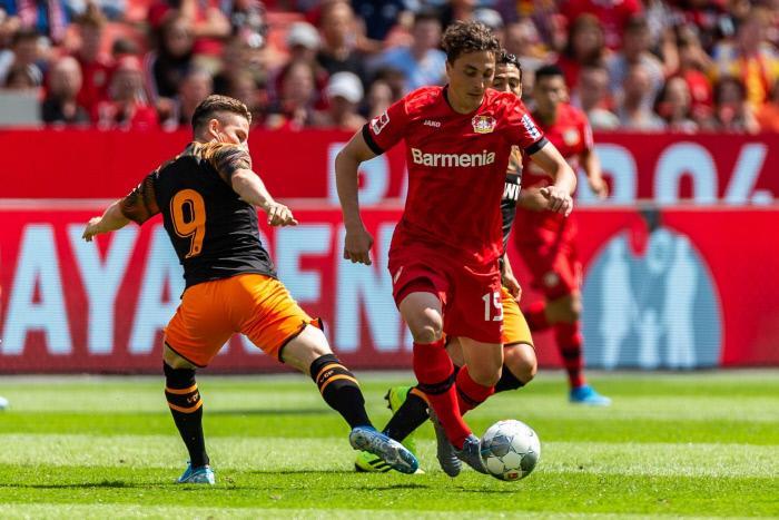 Pronostic Bayer Leverkusen Hertha Berlin