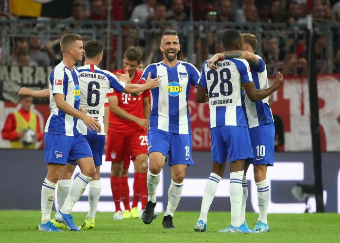 Pronostic Hertha Berlin Union Berlin