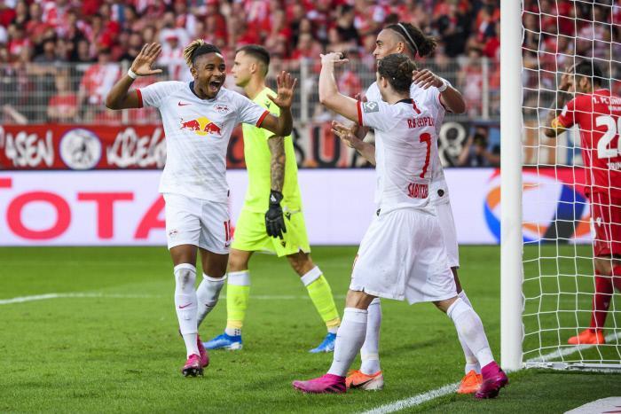 Pronostic RasenBallsport Leipzig Zenit St. Petersburg