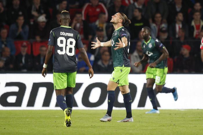Pronostic Sporting CP Istanbul Basaksehir