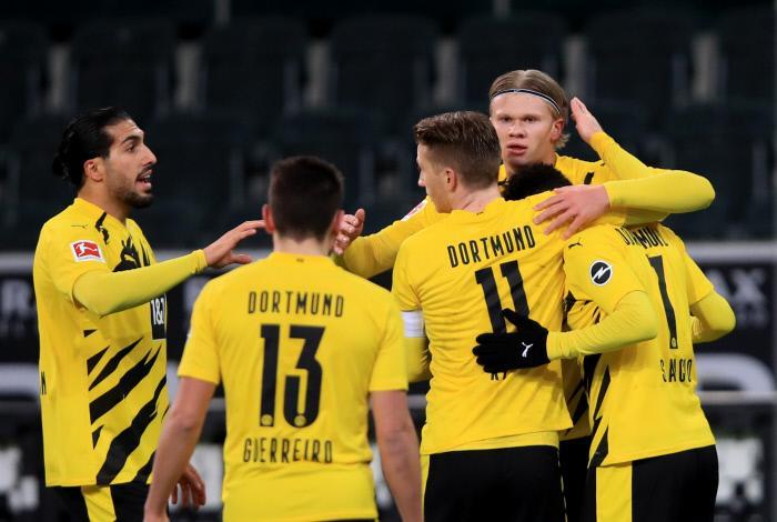 Pronostic Borussia Dortmund Eintracht Francfort