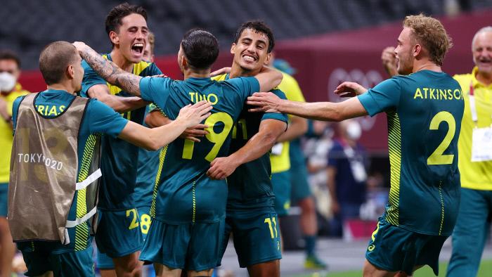 Pronostic Australia U23 Égypte U23