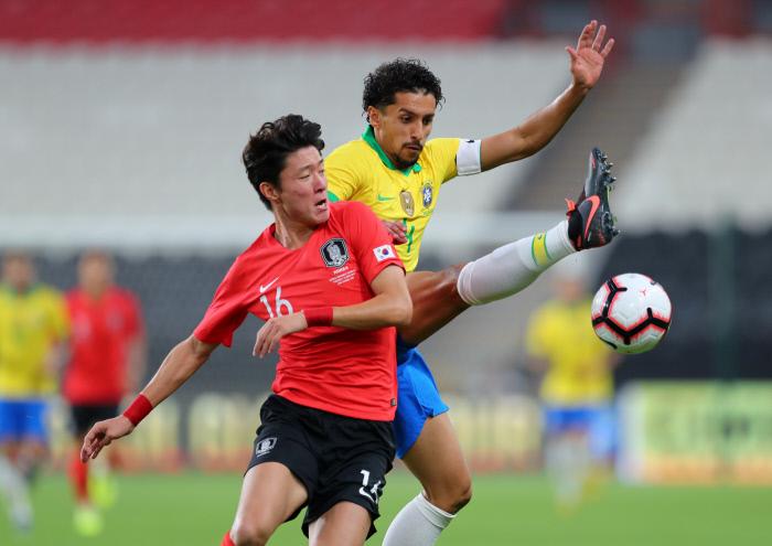 Pronostic Corée U23 Honduras U23