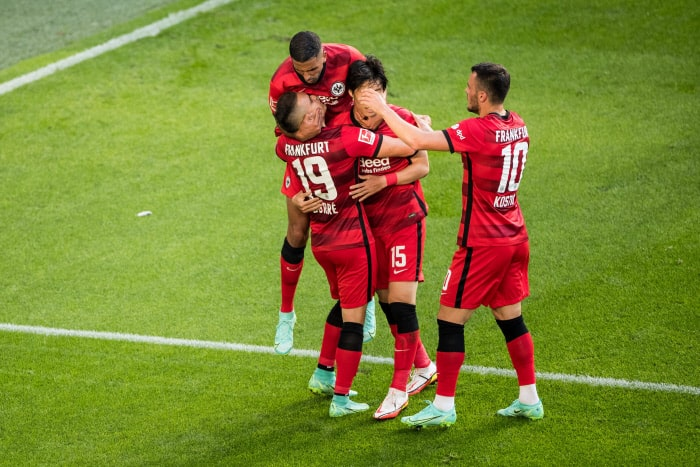 Pronostic Eintracht Francfort Hertha Berlin