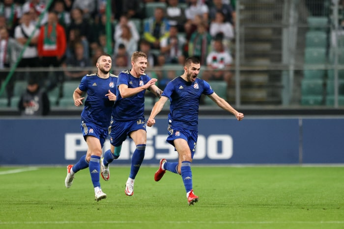 Pronostic FC Sheriff Dinamo Zagreb