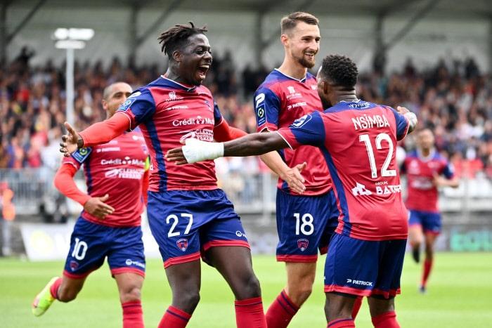 Pronostic Clermont Foot Lille