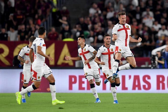Pronostic Genoa Sassuolo