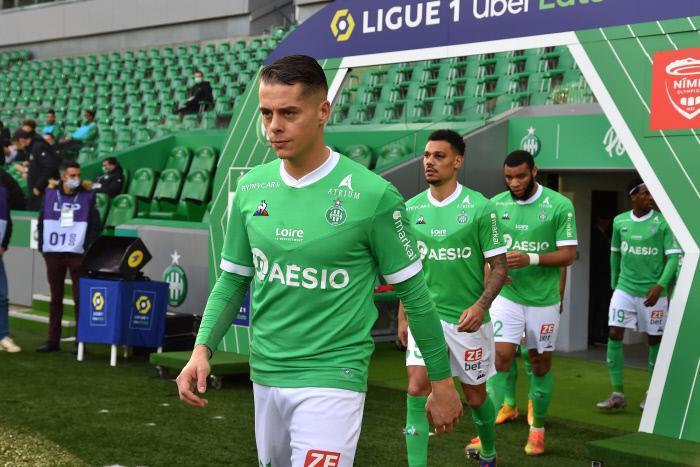 Football - Transferts - Romain Hamouma prolonge !!