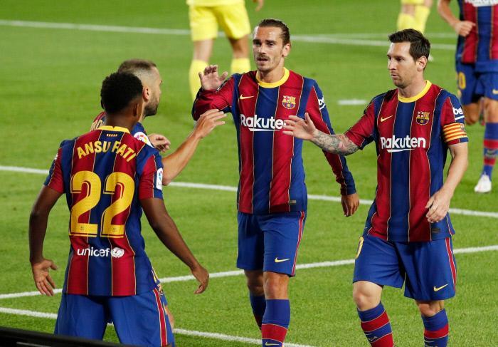 Football - Transferts - Messi est de retour à Barcelone !