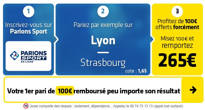 parionssport en ligne 100 euros offerts