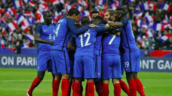 L'équipe de France de Football en pleine préparation de l'Euro 2016