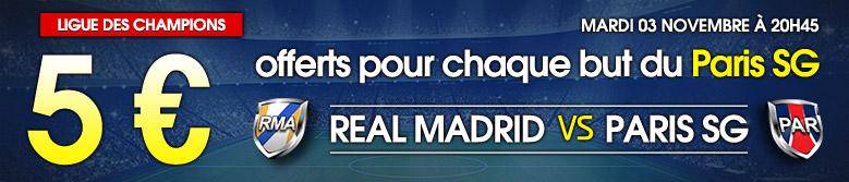netbet-real-madrid-psg-paris-saint-germain-ligue-des-champions-5-euros-but-psg