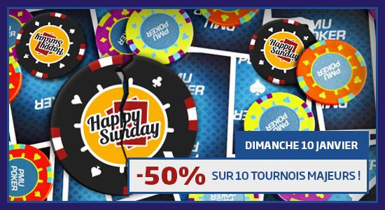 pmu-poker-happy-sunday-soldes-tournois-dimanche-10-janvier