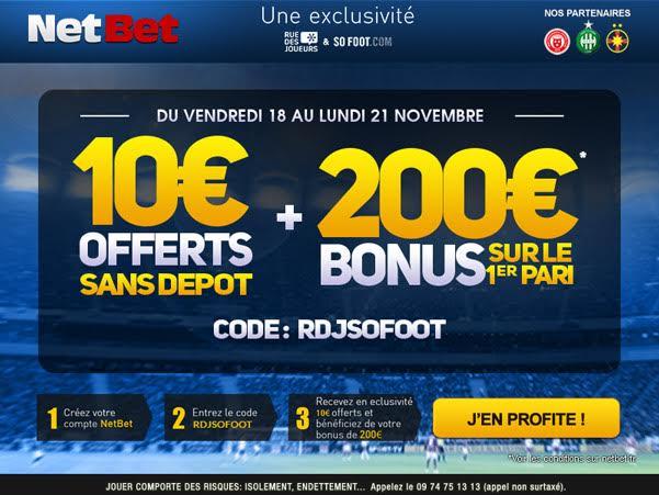 netbet-bonus-10-euros-sans-depot-exclu-rdj