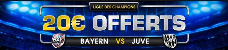 netbet-cashback-bayern-juventus-ligue-des-champions-20-euros