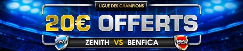netbet-ligue-des-champions-benfica-zenit-st-petersbourg-cashback-20-euros