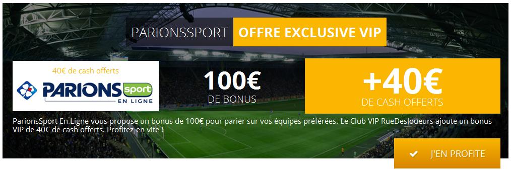 parionssport en ligne fdj club vip ruedesjoueurs 30 euros offerts