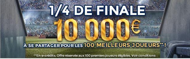 parionsweb-football-challenge-europeen-quarts-ligue-des-champions-europa-league-10000-euros
