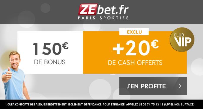 zebet bonus 150 euros