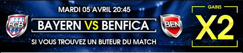 netbet-football-ligue-des-champions-bayern-benfica-barcelone-atletico-buteur-gains-x-2