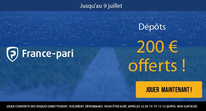 france-pari-depots-9-juillet-200-euros-offerts