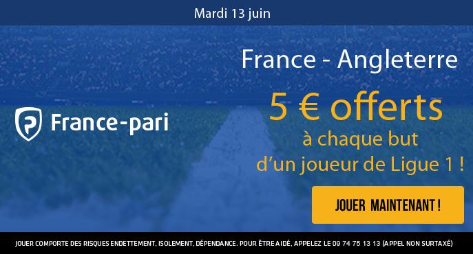 france-pari-football-france-angleterre-5-euros-offerts-ligue-1