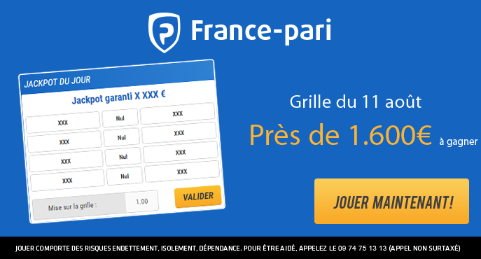 france-pari-grille-super-8-vendredi-11-aout-ligue-1-1600-euros