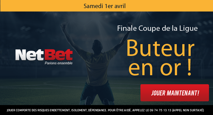 netbet coupe de la ligue monaco paris psg buteur en or gains doubles