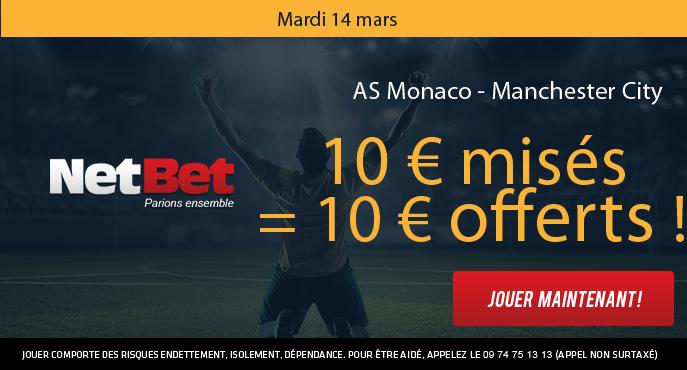 netbet-monaco-manchester-city-10-euros-offerts-ligue-des-champions-football