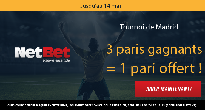 netbet-sport-tennis-tournoi-madrid-3-paris-gagnants-1-pari-offert