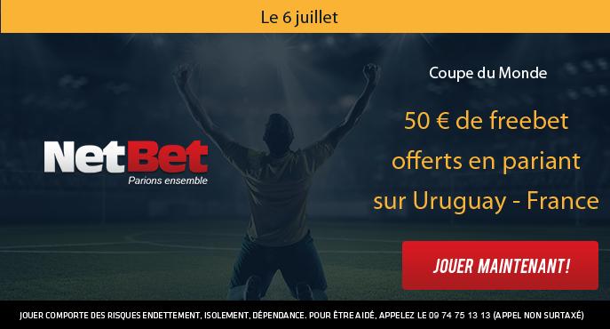 netbet-football-coupe-du-monde-uruguay-france-buteur-match-50-euros-freebet