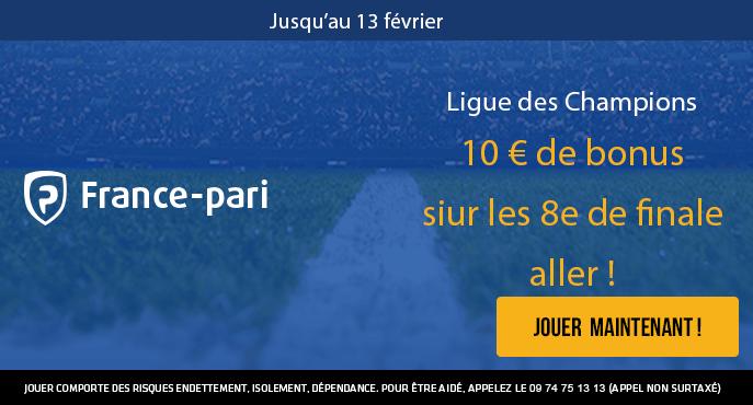 france-pari-ligue-des-champions-8-e-de-finale-aller-10-euros-bonus-paris-combines