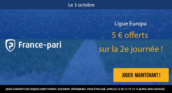 france-pari-ligue-europa-2e-journee-5-euros