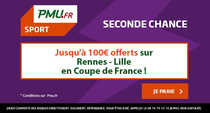 pmu-sport-seconde-chance-rennes-lille-coupe-de-france