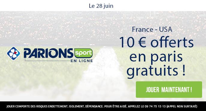 parions-sport-en-ligne-france-usa-quart-de-finale-coupe-du-monde-10-euros-paris-gratuits
