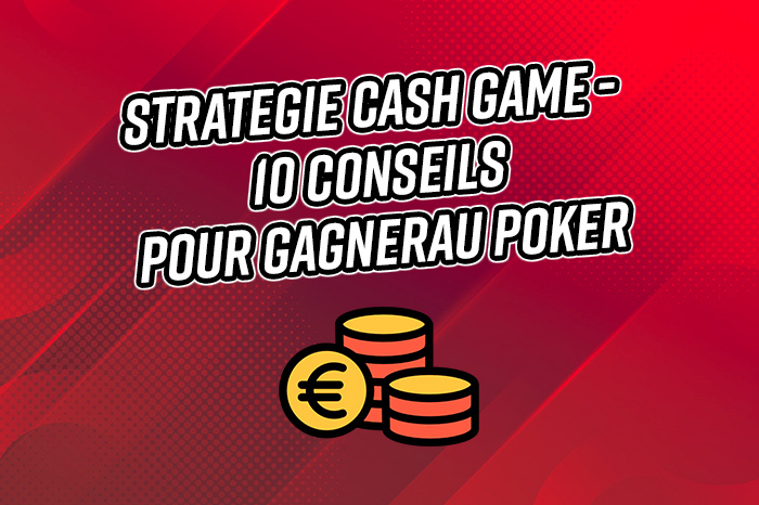 strategie cash game