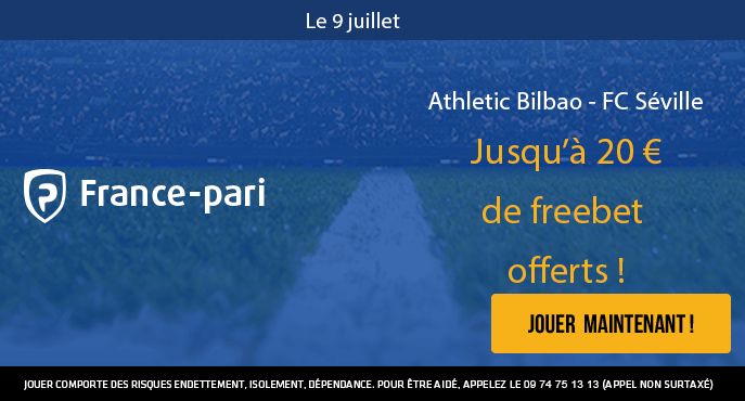 france-pari-liga-athletic-bilbao-fc-seville-20-euros-freebet