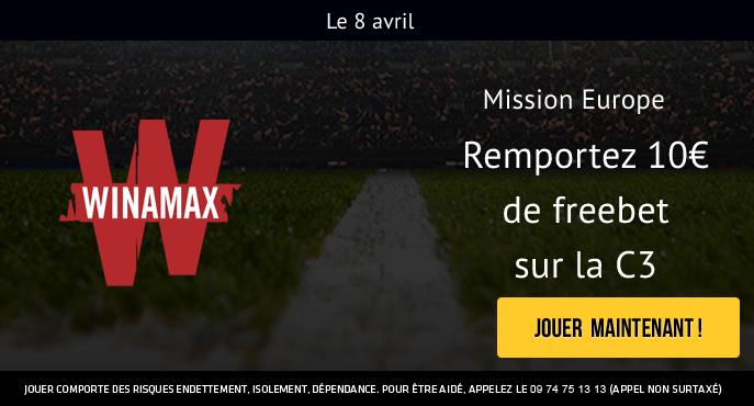 winamax-sport-football-mission-europe-10-euros-freebet-quarts-finale-aller-c3