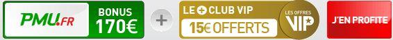 pmu turf 185 euros bonus vip ruedesjoueurs