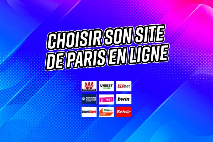sites de paris sportifs